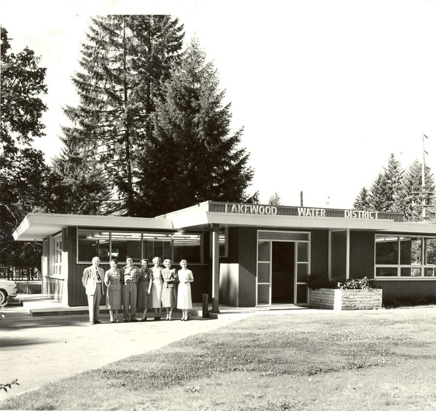 Our History | Lakewood Water District, Washington